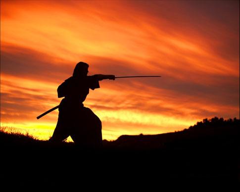 هنر شمشیر بازی