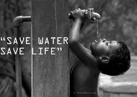 صرفه جویی در آب