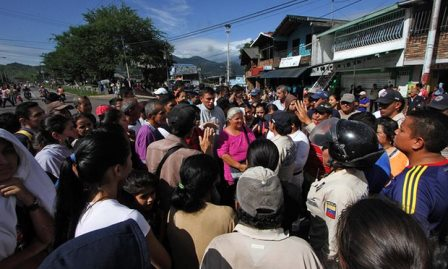 بحران غذا در ونزوئلا
