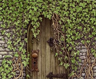 باغ اسرارآمیز
