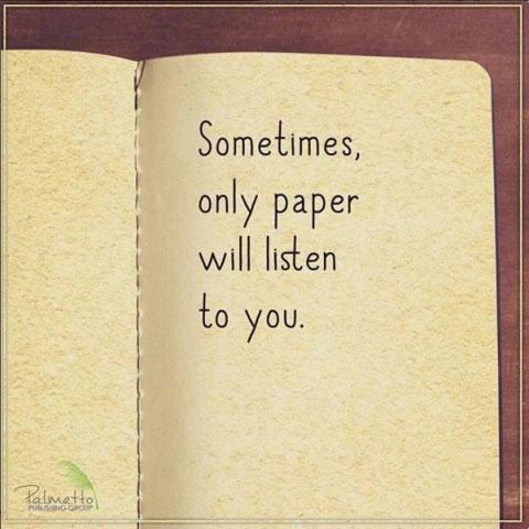 کاغذها و حرفهای ما