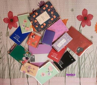 دفترچه یادداشتهای من