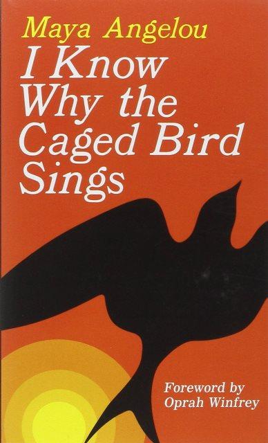 پرندهای که در قفس برای آزادی میخواند