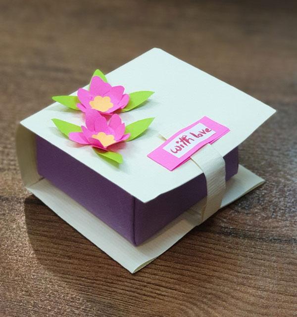 جعبه کادویی دوست داشتنی